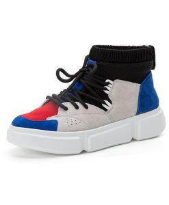 Yolanda Zula Women's Lady Easy Walk Slip-on Light Weight Recreational Comfort Loafer Shoes Sneakers